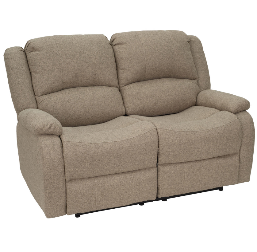 Furnitures Recpro Charles 58 Double Rv Wall Hugger Recliner Sofa