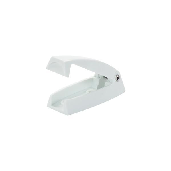 Compartment Doors Rv Baggage Door Catch Rounded White