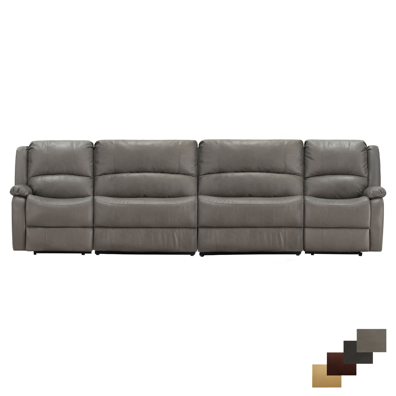 Furnitures Recpro Charles 130 Double Wall Hugger Rv Recliner Sofa