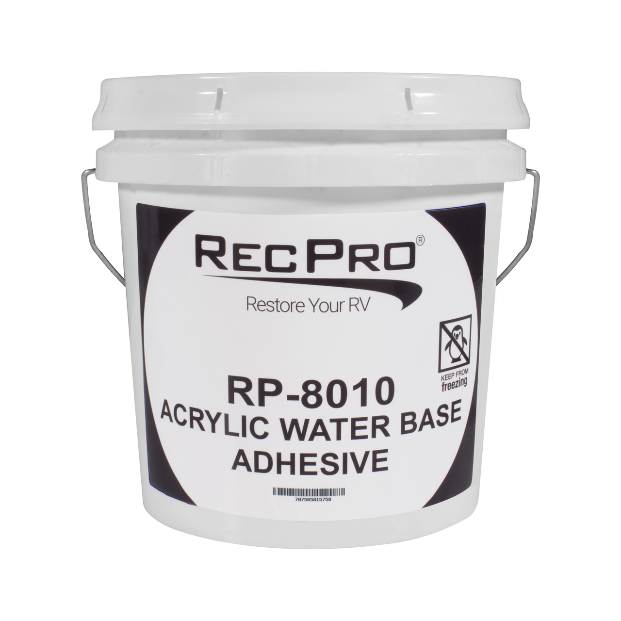 Sealant Amp Adhesive 8010 Water Based Rv Rubber Roof Adhesive