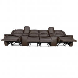 Furnitures Recpro Charles 126 Quot Quad Wall Hugger Rv